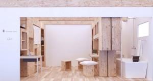 Японские дизайнеры разработали проект Barcode room, расширяющий жизненное пространство обладателей небольших квартир.