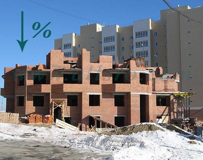 Кредиты малым строителям – ожидается ли снижение ставок?