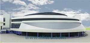У абсолютно нового стадиона в Тольятти образовалась огромная трещина. Причины выясняются…